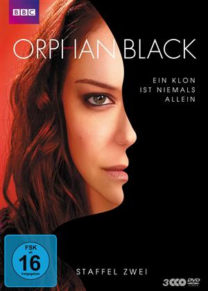 Orphan Black - Staffel 2 (BBC, 3 DVD)