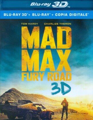Mad Max - Fury Road (2015) (Blu-ray 3D + Blu-ray)