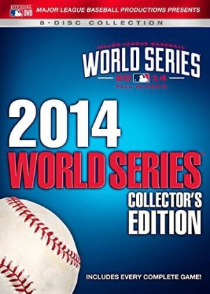 MLB: 2014 World Series - Giants Win! (Collector's Edition, 8 DVD)