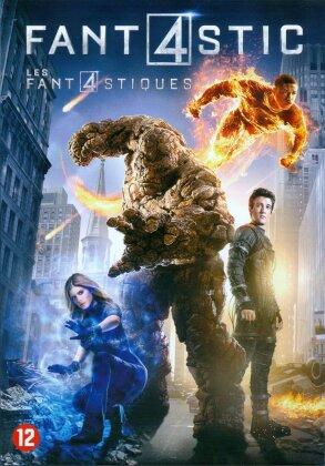 Fantastic 4 - Les 4 Fantastiques (2015)