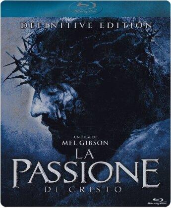 La passione di Cristo (2004) (Limited Edition, Steelbook, Blu-ray + DVD)