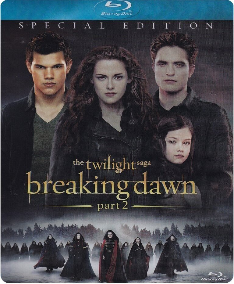 Twilight 4 - Breaking Dawn - Part 2 (2011) (Edizione Limitata, Steelbook)