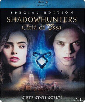 Shadowhunters - Città di ossa (2013) (Limited Edition, Steelbook)