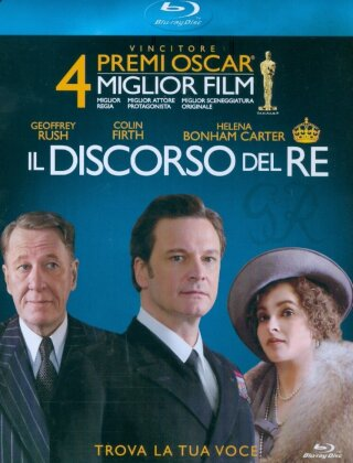 Il discorso del re (2010) (Limited Edition, Steelbook)