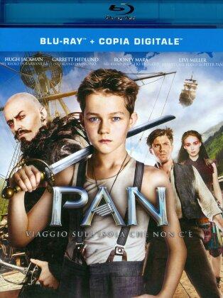 Pan - Viaggio sull'isola che non c'è (2015)