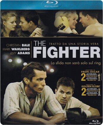 The Fighter (2010) (Limited Edition, Steelbook)