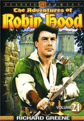 The Adventures of Robin Hood - Vol. 21 (s/w)