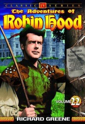 The Adventures of Robin Hood - Vol. 22 (s/w)