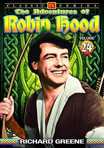 The Adventures of Robin Hood - Vol. 24 (s/w)