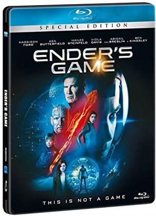 Ender's Game (2013) (Limited Edition, Steelbook)