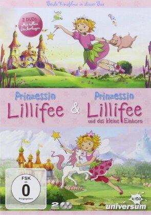 Prinzessin Lillifee / Prinzessin Lillifee und das kleine Einhorn (2 DVDs)