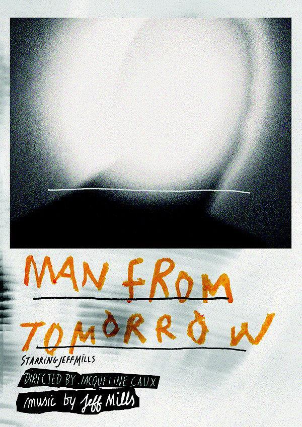 Jeff Mills - Man from tomorrow (Digibook, DVD + CD)