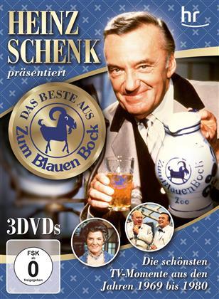 """Zum Blauen Bock - Heinz Schenk presentiert: Das Beste aus """"Zum Blauen Bock"""" (3 DVDs)"""