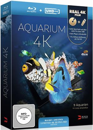 Aquarium - (Limited Edition: UHD Stick in Real 4K + Blu-ray) (2014)