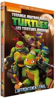 Teenage Mutant Ninja Turtles - Les Tortues Ninja - L'affrontement final (2012) (Collector's Edition)