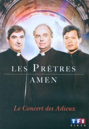 Les Prêtres - Amen - Le concert des adieux