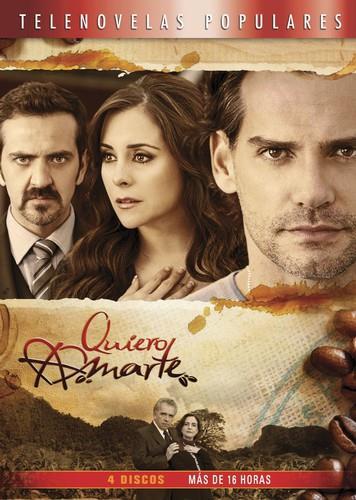 Quiero Amarte (4 DVDs)