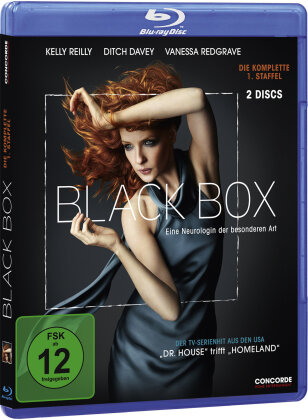 Black Box - Staffel 1 (2 Blu-ray)