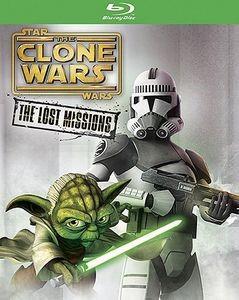 Star Wars - The Clone Wars - The Lost Missions (2 Blu-rays)