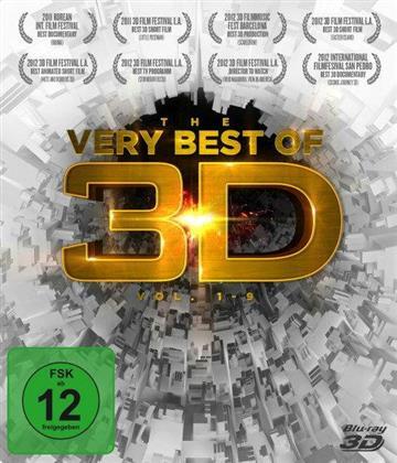 The very Best of - Das Original - Vol. 1-9 (3 Blu-ray 3D)