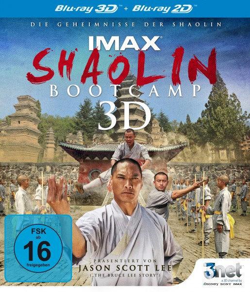 IMAX - Shaolin Bootcamp 3D