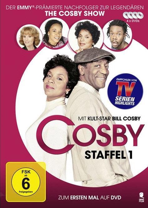Cosby - Staffel 1 (4 DVDs)