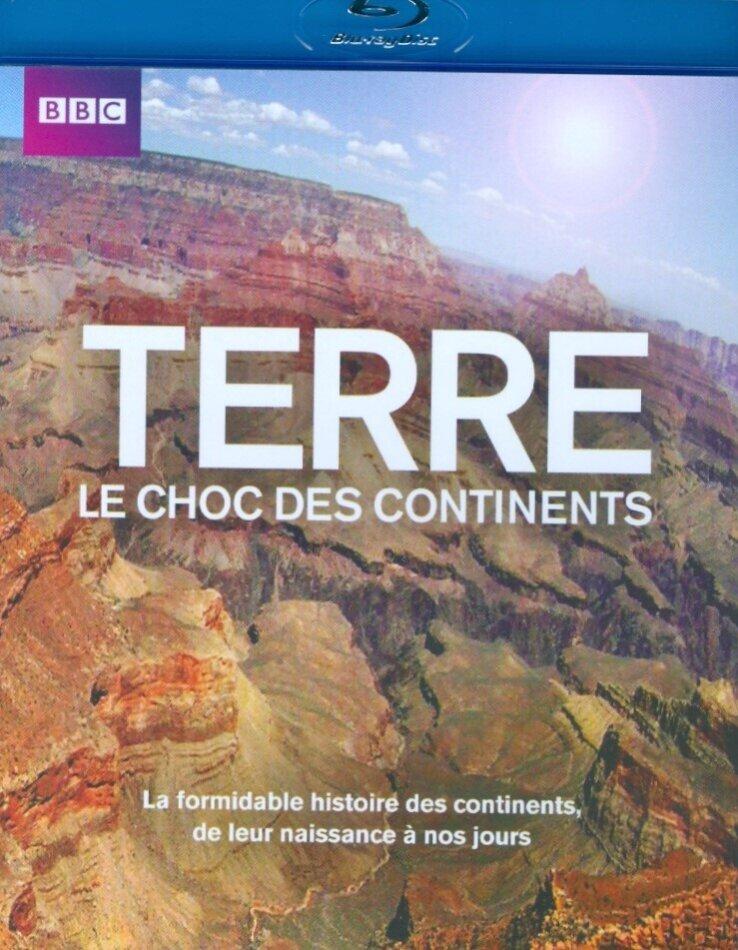 Terre - Le choc des continents (BBC)