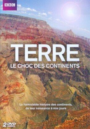 Terre - Le choc des continents (BBC, 2 DVDs)