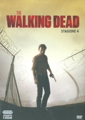 The Walking Dead - Stagione 4 (5 DVDs)