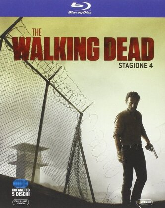 The Walking Dead - Stagione 4 (5 Blu-rays)