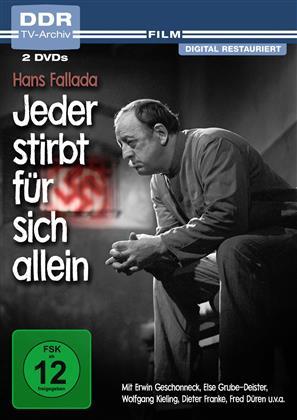 Jeder stirbt für sich allein (1970) (DDR TV-Archiv, 2 DVDs)