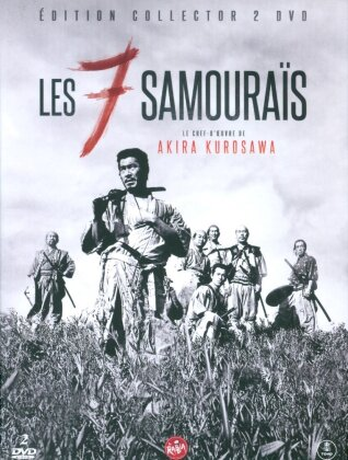 Les 7 Samouraïs (1954) (Collector's Edition, 2 DVDs)