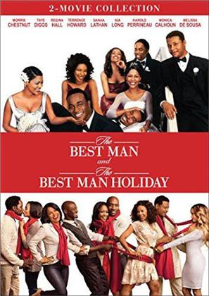 The Best Man (1999) / The Best Man Holiday (2013) (Double Feature, 2 DVDs)
