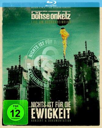 Böhse Onkelz - Nichts ist für die Ewigkeit - Live am Hockenheimring 2014 (2 Blu-rays)