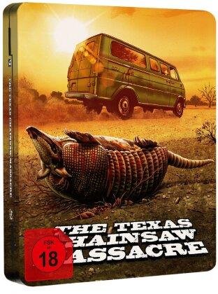 The Texas Chainsaw Massacre - (40th Anniversary Edition Steelbook - 2 Discs) (1974)