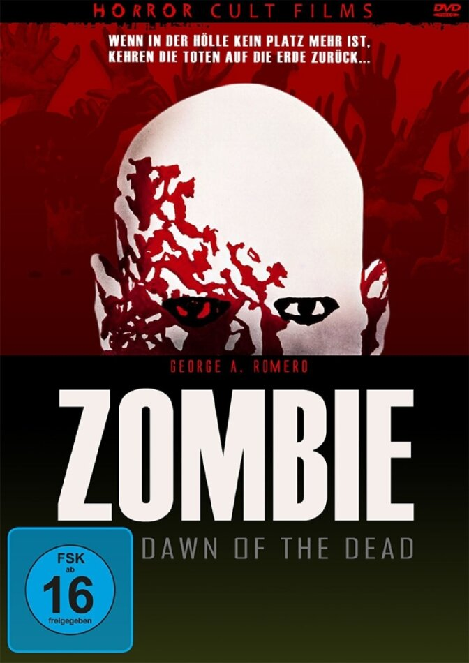 Zombie - Dawn of the Dead (Horror Cult Films) (1978)