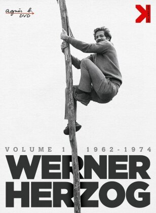 Werner Herzog - Volume 1: 1962 - 1974 (6 DVDs)