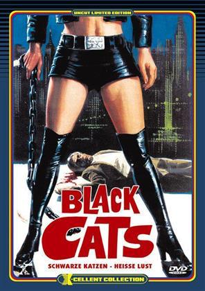 Black Cats - Schwarze Katzen - Heisse Lust (1973) (Limited Edition, Uncut)