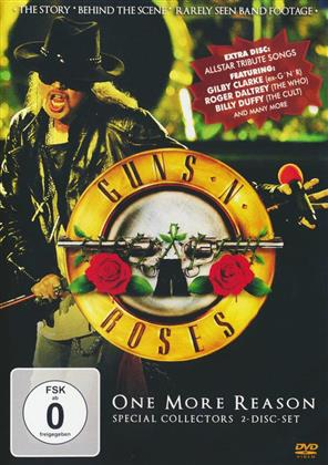 Guns N' Roses - One more reason - Special Collectors Edition (DVD + CD)