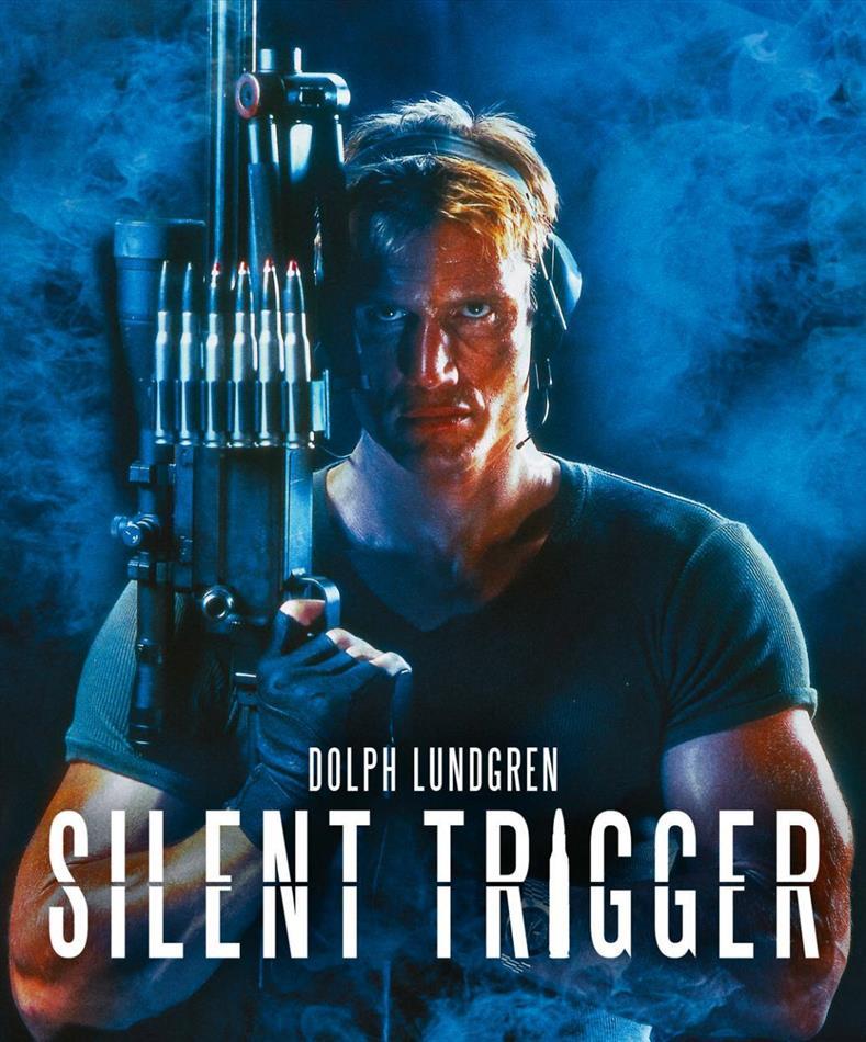 Silent Trigger (1996) (Digipack, Edizione Limitata, Uncut, Blu-ray + DVD)