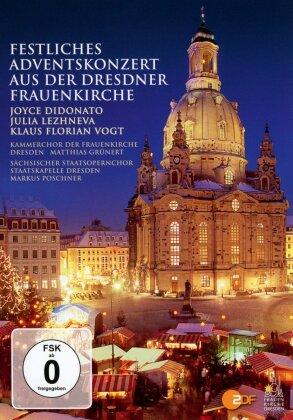 Festliches Adventskonzert 2013 (Unitel Classica, Sony Classical) - Sächsische Staatskapelle Dresden, Markus Poschner, …