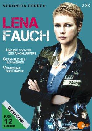 Lena Fauch - Und die Tochter des Amokläufers / Gefährliches Schweigen / Vergebung oder Rache