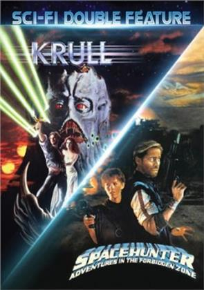 Krull / Spacehunter - Sci-Fi Double Feature