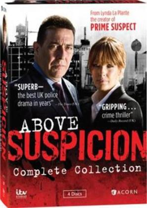 Above Suspicion - The Complete Collection (4 DVDs)