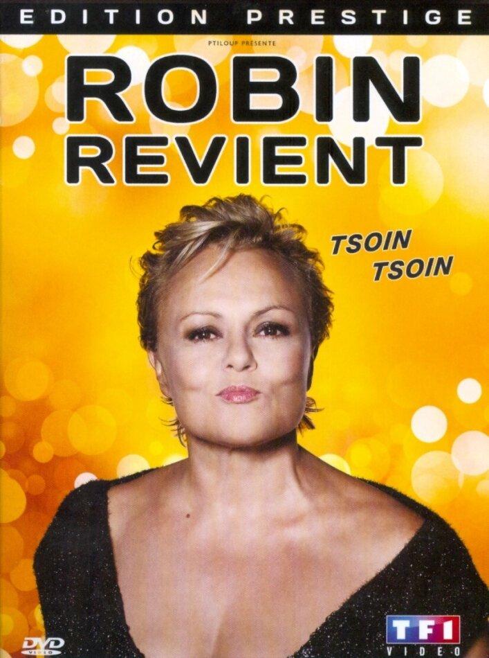 Muriel Robin - Robin revient (tsoin tsoin) (Deluxe Edition, 2 DVD)