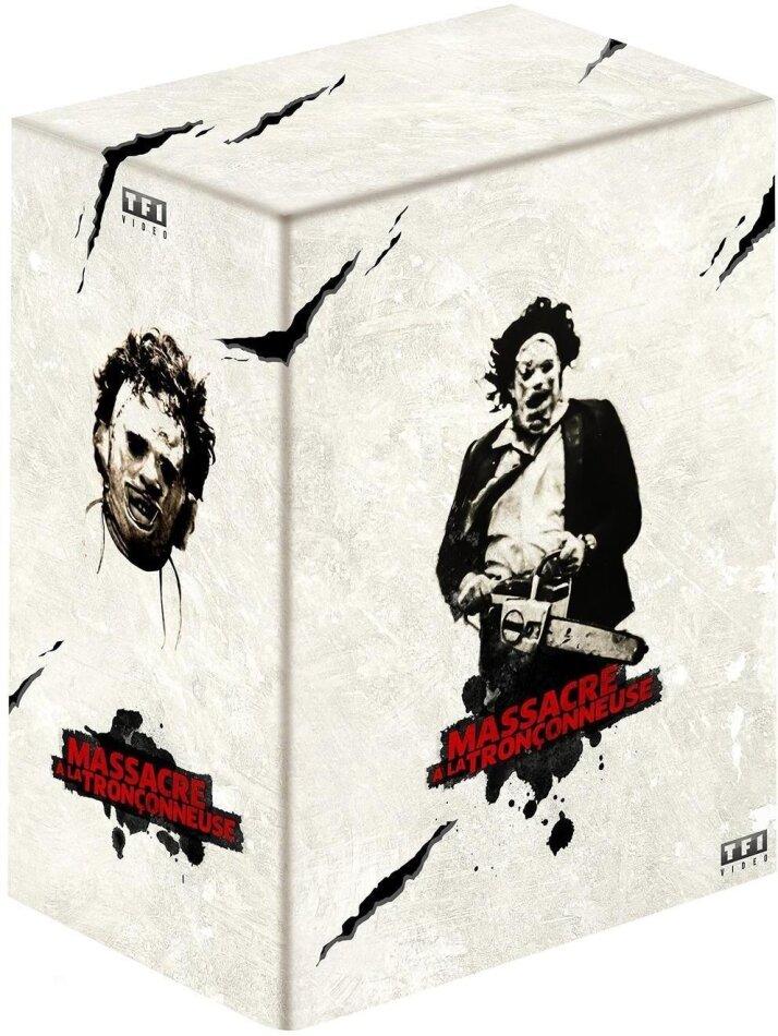 Massacre à la tronçonneuse (1974) (Edition Collector, Blu-ray + 2 DVDs + Buch)