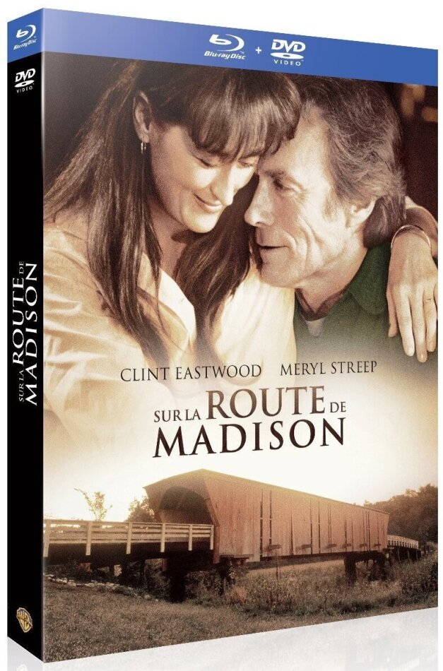 Sur la route de Madison (1995) (Blu-ray + DVD)