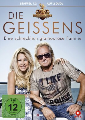 Die Geissens - Staffel 7.2 (2 DVDs)