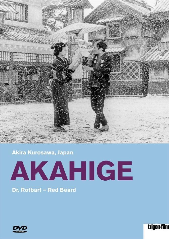 Akahige - Dr. Rotbart - Red Beard (1965) (Trigon-Film)