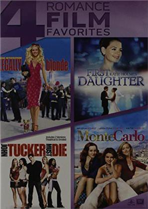 Legally Blonde / First Daughter / John Tucker Must Die / Monte Carlo - 4 Film Favorites